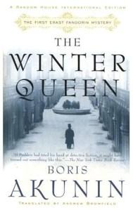 The Winter Queen Azazel Boris Akunin cover